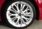 VW Beetle Felgen mit Ceramic-Versiegelung