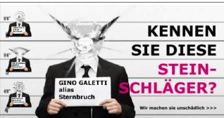 """Steinschlag """"Sternbruch"""" - KS-Autoglas-Zentrum Schöntal-Bieringen"""