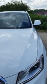 AUDI SQ5 mit Ceramic Pro Versiegelung