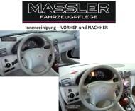 VORHER und NACHHER - Lenkrad - aufbereitet von TM-Fahrzeugpflege