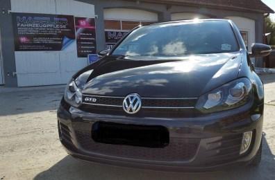 VW Golf VI GTD mit Servfaces Suave versiegelt von Fahrzeugpflege Massler