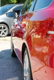 VW Passat mit Servfaces Suave versiegelt von Fahrzeugpflege Massler