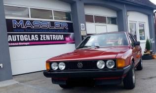 VW Scirocco GL I - aufbereitet von Fahrzeugpflege Massler