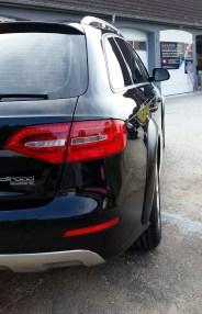 AUDI A4 avant mit Servfaces Suave versiegelt von Fahrzeugpflege Massler