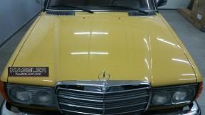 Mercedes Benz W123 - aufpoliert von Fahrzeugpflege Massler