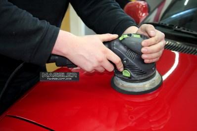 Toyota MR2 aufpoliert - TM-Fahrzeugpflege