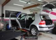 VW Golf IV - Komplettaufbereitung von TM-Fahrzeugpflege