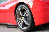 Ferrari F458 Spyder - Fahrzeugpflege Massler