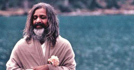 Image result for maharishi mahesh yogi