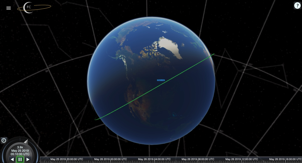 How to view / photograph the Starlink satellites flying by