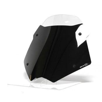 bulle-tmax-530-reglable-noir-brillant-transparent-1