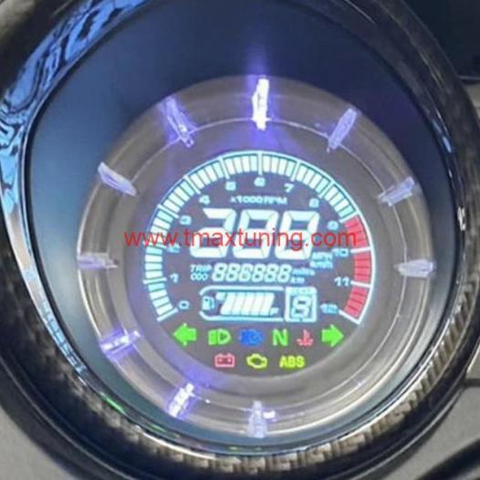 Display digitale T Max 530 2017/2019