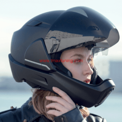 CrossHelmet, il casco intelligente