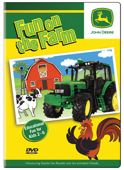 John Deere Fun on the Farm Part 1