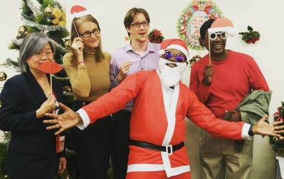 Staff Christmas Party 2016