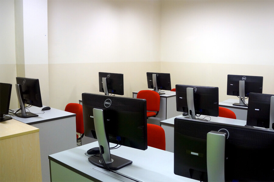 TMC Academy Facility Rental Computer Lab