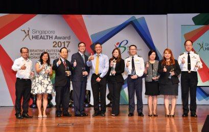 TMC Academy Clinches Singapore HEALTH Awards (SHA) Excellence Award