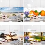Kuchenruckwand Nach Mass Spritzschutz Kuchenruckwand Acrylglas Fliesenspiegel