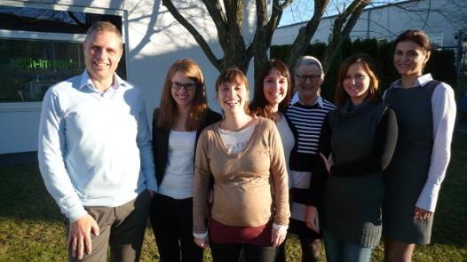 Balázs Szücs and tmf team  ©tmf dialogue marketing