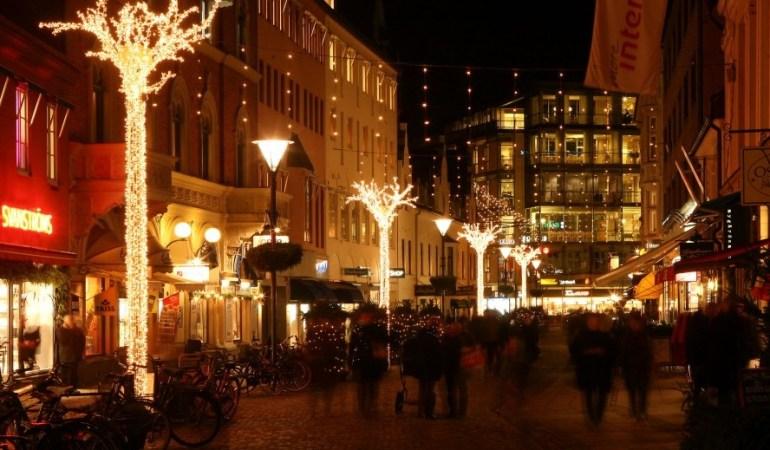 Christmas time in Malmö ©Malmö Convention Bureau