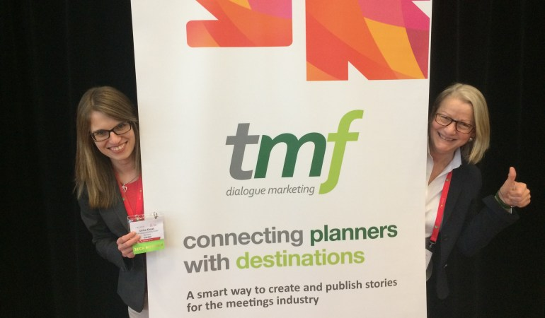 Industry Partner of CONVENE ©Ulrike Kiesel, tmf dialogue marketing