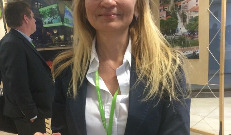 Rozalina Nikolova-Kreissl from Mercury-97 Ltd. ©Ulrike Kiesel, tmf dialogmarketing GmbH