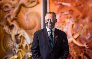 Ngahihi Bidois, The Face of New Zealand