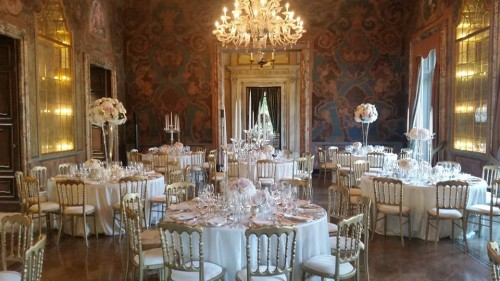 Wedding at Villa Erba ©Villa Erba