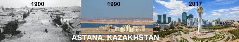 Astana_past and present_1990-1990-2017_c надписями
