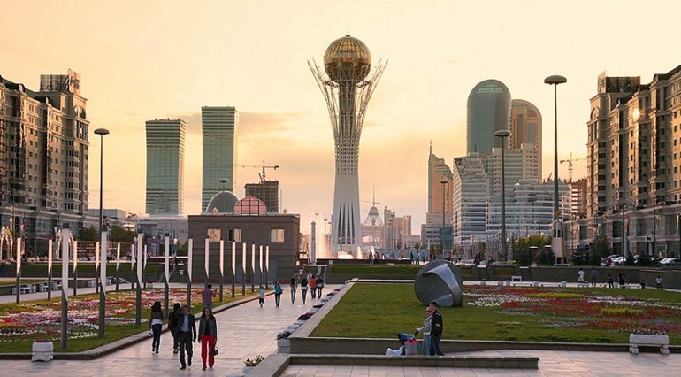 Astana, Kazakhstan ©Restec events