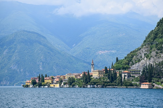 Great local knowledge at Lake Como
