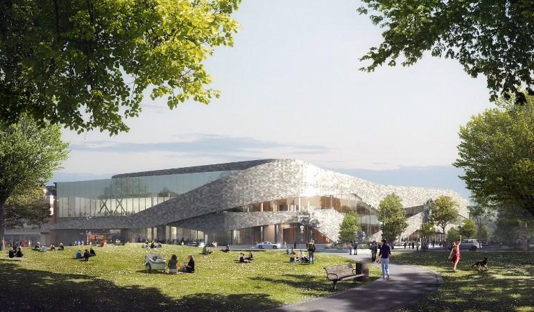 Christchurch Convention Centre