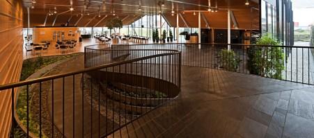 Foyer Nordic House © Finnur Justinessen