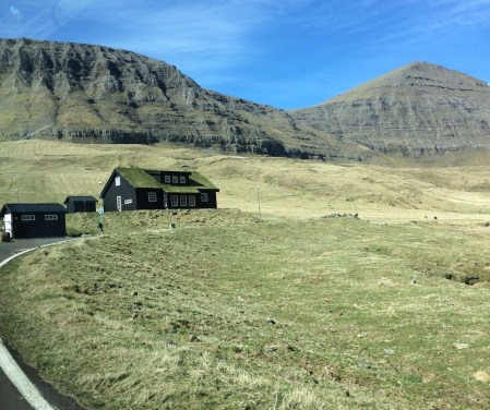 Typical Faroese Houses on the way to Bøur ©tmf dialogue marketing