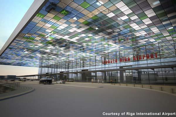 © Riga International Airport