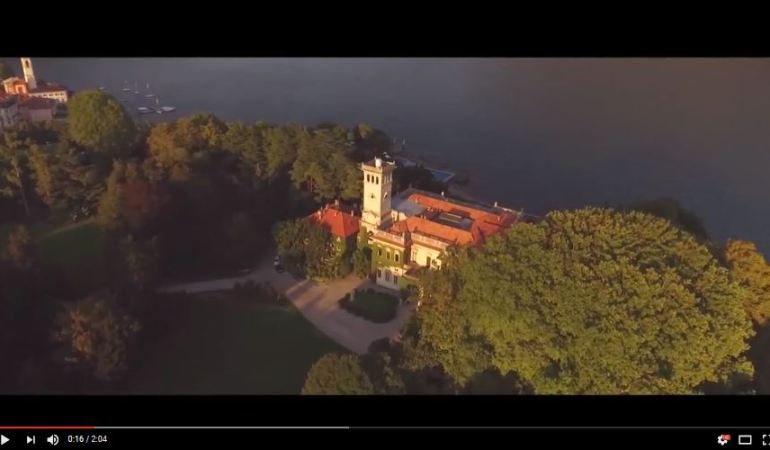 New video: Villa Erba at Lake Como