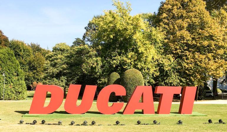 Villa Erba hosts Ducati Global Dealer Conference