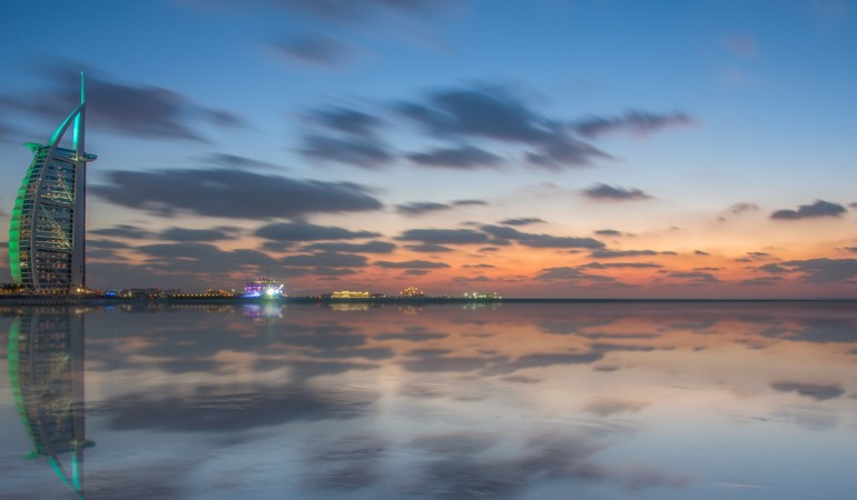 Dubai; picture copyright free (Pexels)