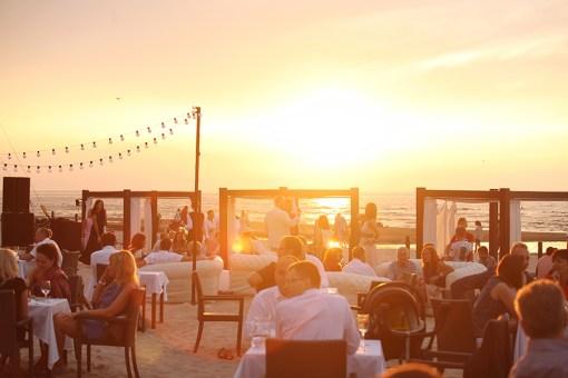 Baltic Beach Hotel Beachparty courtesy @Jurmala City council