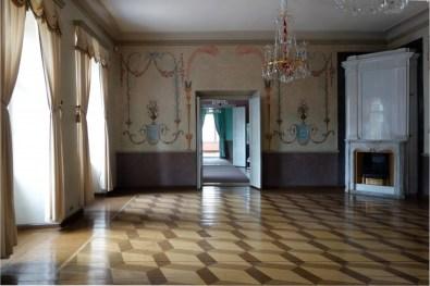 Cesis Castle interior
