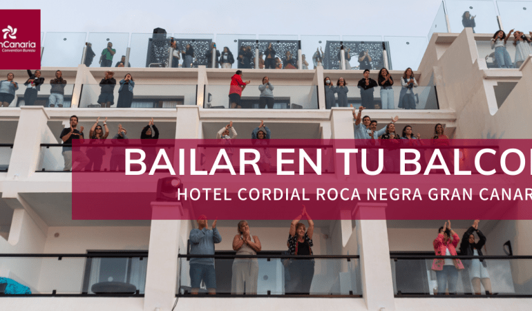 Dance on your balcony! Cool idea – the Teatrotel.
