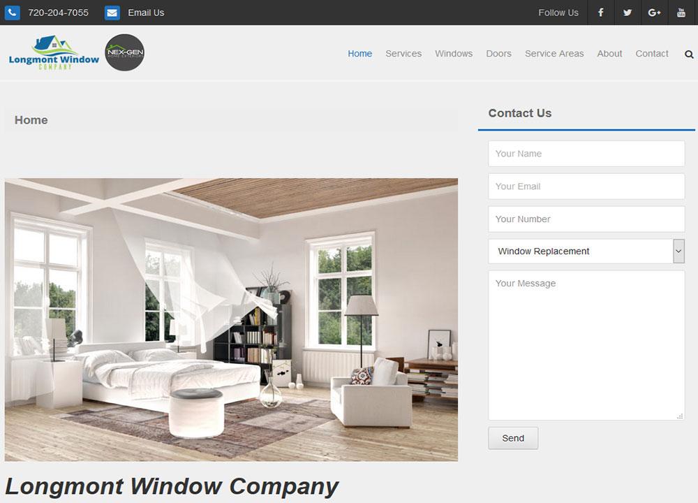 Longmont Window Company
