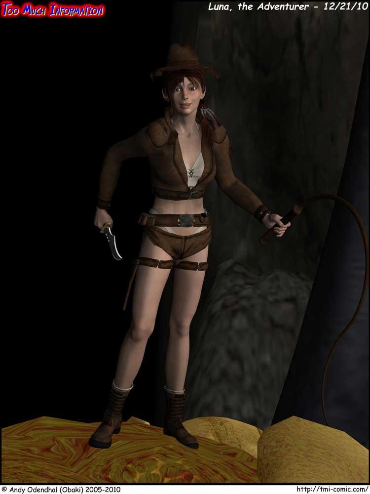 Luna The Adventurer