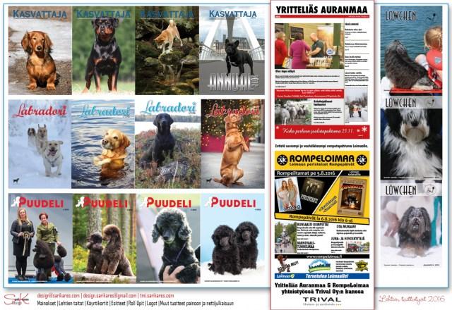 2016 lehtiä