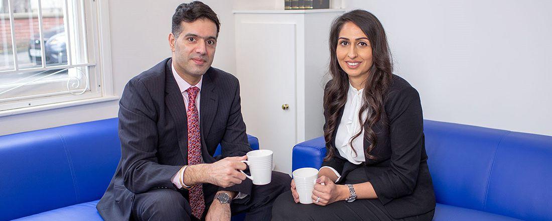 TML Directors Solicitors Dav and Reena