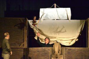 Porto San Giorgio per Domenica a teatro c'è Robinson Crusoe