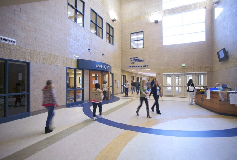 Central High School Additions Amp Remodeling TMP Architecture