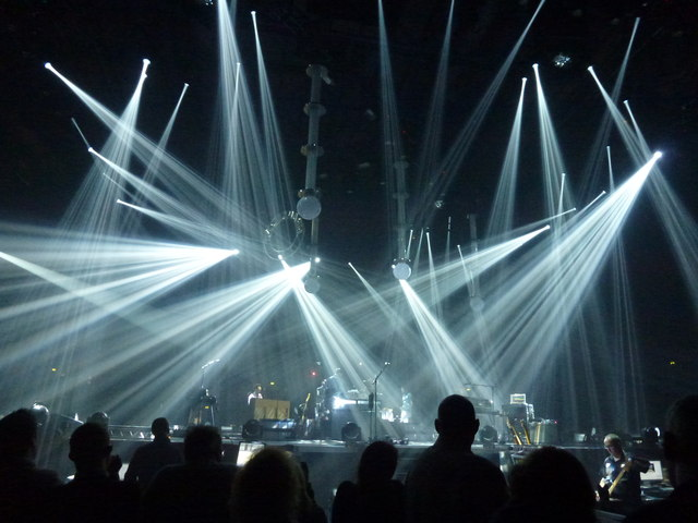Great seating at a concert could come from the right kind of presale password - or not