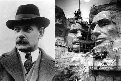 Image result for gutzon borglum