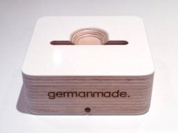 germanmade. iPhone Dock